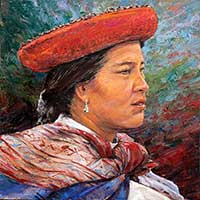 Bolivian Red Hat